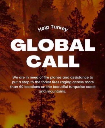 Bakan Altun'dan 'HELPTURKEY'  Kampanyasına Sert Tepki! ''Devleti zayıf göstermek istiyorlar''