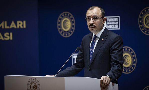 Ticaret Bakanı, Temmuz Ayı Dış Ticaret Rakamlarını Açıkladı