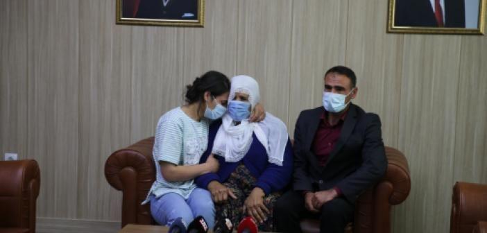 Mardin'de Polisin İkna Çalışmaları İle 2 Kadın Terörist Ailelerine Kavuştu!