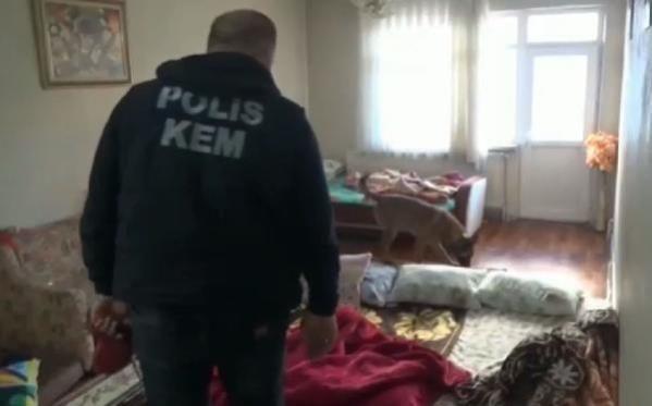Ankara'da Uyuşturucu Operasyonu Sonuç Verdi! 207 Şüpheliden 27'si Cezaevinde!
