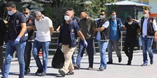 FETÖ'nün Mahrem Yapılanmasına İlişkin Operasyonda 40 Şüpheli Gözaltına Alındı