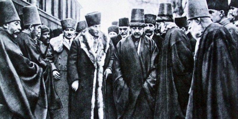 Atatürk'ün Konya'ya Gelişinin Ardından 101 Yıl Geçti
