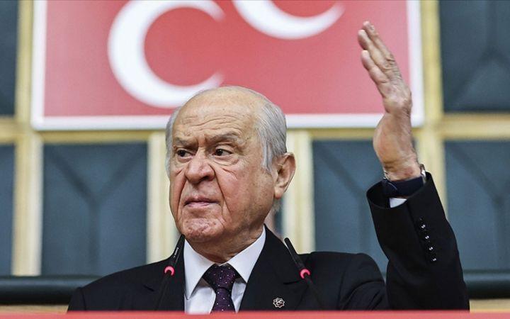 """MHP Genel Başkanı Devlet Bahçeli Orman Yangınları Hakkında Konuştu! Bahçeli:""""Türkiye Büyük ve Güçlü Bir Devlettir"""""""