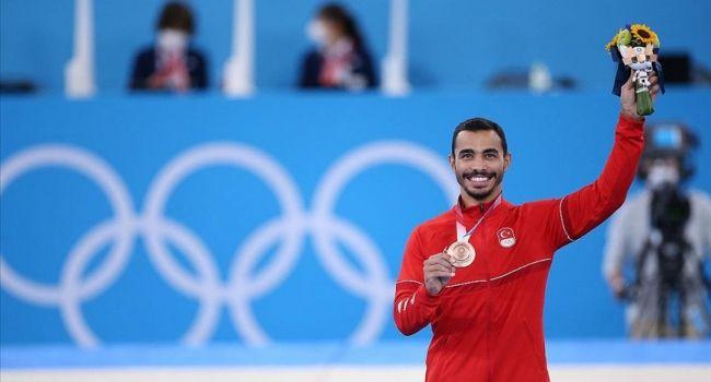 Türk Cimnastiği Tarihin İlk Olimpiyat Madalyasını Getirdi!