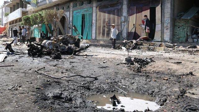 Yemen'de Mayın Patladı! 18 Kişi Hayatını Kaybetti