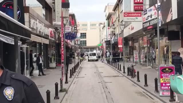 Ankara'da Dehşet Anları! Lokantaya Silahlı Saldırı...