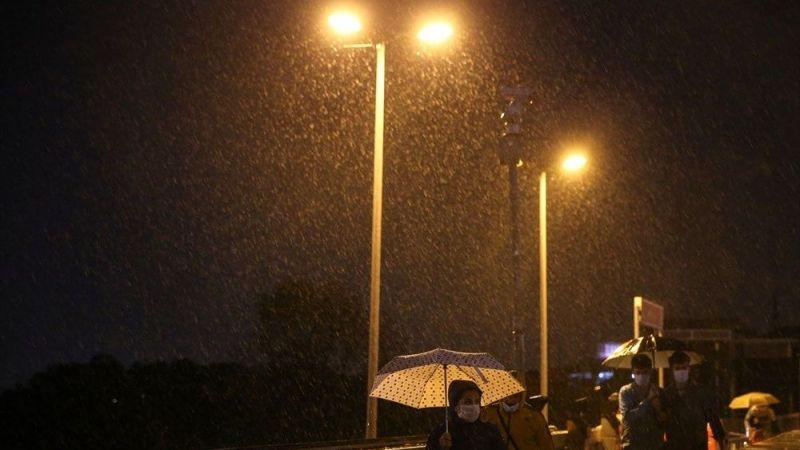 Son Dakika! İstanbul'a Kuvvetli Yağış Uyarısı! O Bölgelere Dikkat