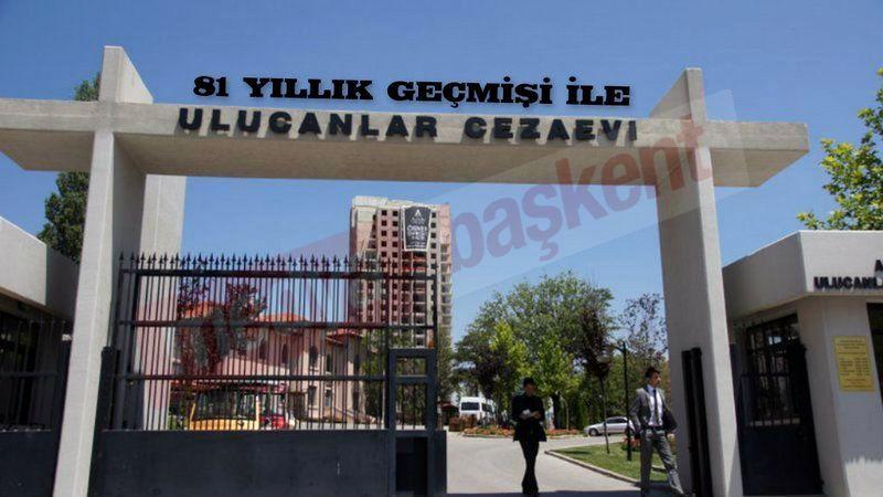 Tarihi Ulucanlar Cezaevi'nin Tüyler Ürperten Görüntüleri! Ankara'nın Kıymetlisi Ulucanları Hiç Böyle Gördünüz Mü?