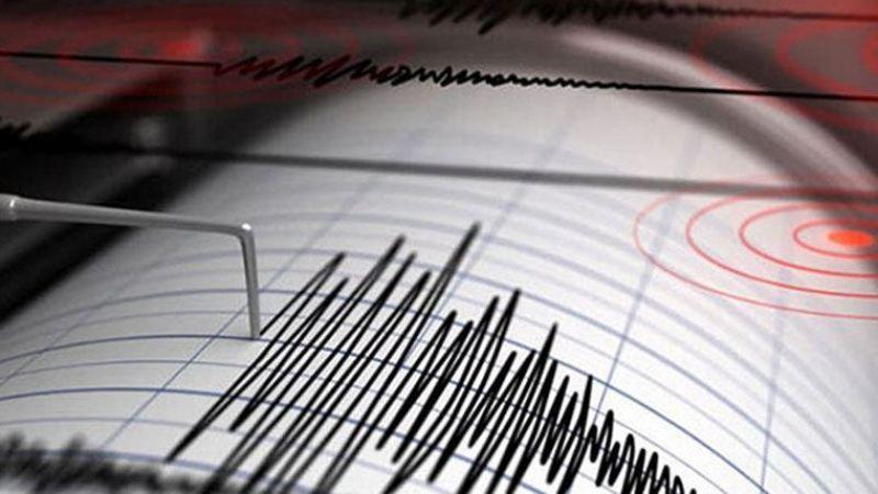 SON DAKİKA! Datça'da Deprem!