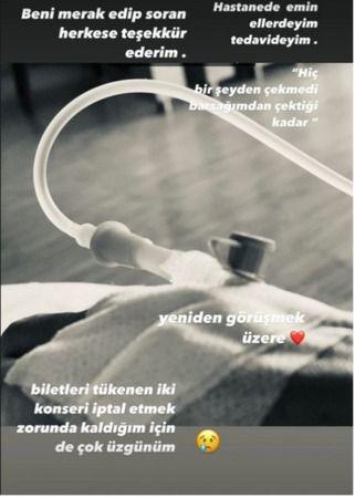 Hastaneye Kaldırılan Sertab Erener'den Haber Var! Durumu Nasıl?