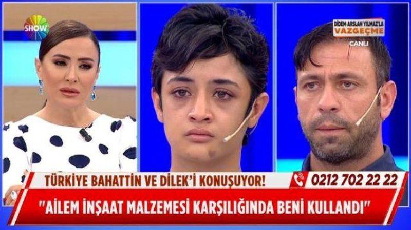 Didem Arslan Yılmaz'ın Programına Katılan Dilek Albayrak Artık Televizyona Çıkmayacak! Yayın Yasağı Geldi!