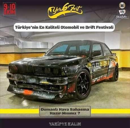 Başkentli Otomobil Tutkunları Buraya! Türkiye'nin En Büyük Otomobil Festivali Ankara'da Başlıyor! 9-10 Ekim Ankara