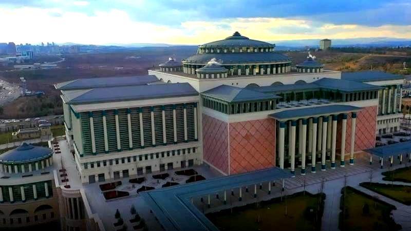 Millet Kütüphanesi Nerede? Millet Kütüphanesi Hakkında Merak Edilen Tüm Bilgiler