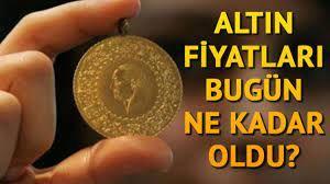 Güncel Altın Fiyatları! 26 Ekim Salı 2021 Altın Çeşitleri! Çeyrek, Yarım, Tam, Gram, Cumhuriyet, 22 Ayar Altın Fiyatı!