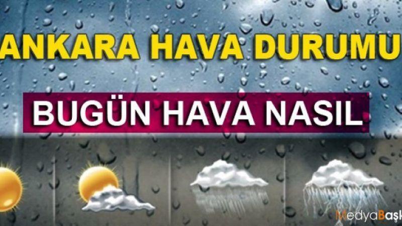 Ankara'nın Hava Durumu! Bugün Ankara'da Hava Nasıl Olacak? 26 Ekim Salı İlçelere Göre Ankara Hava Durumu