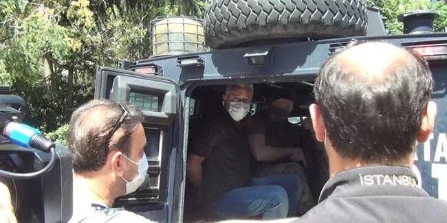 Beyoğlu'nda 3 kişiyi katleden dünür: Ölmemek için öldürdüm!