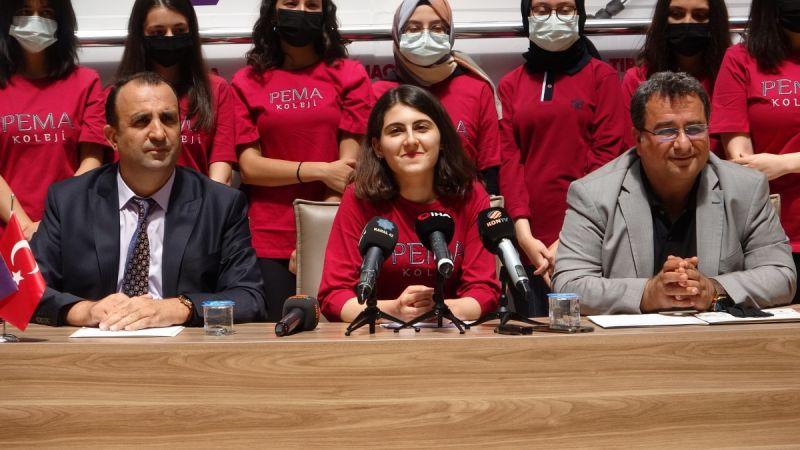 YKS'de AYT Eşit Ağırlık Türkiye Birincisi: Yürüyeceğin Yolu Doğru Seçmek En Büyük Adım!