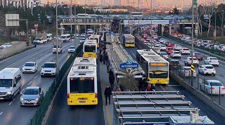 İstanbul'da Servis Araçlarından Sonra Toplu Taşımaya da Zam Yapıldı!