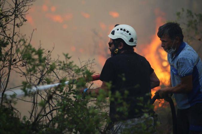 Bakan Pakdemirli'den Yangınlara İlişkin Sevindiren Haber!
