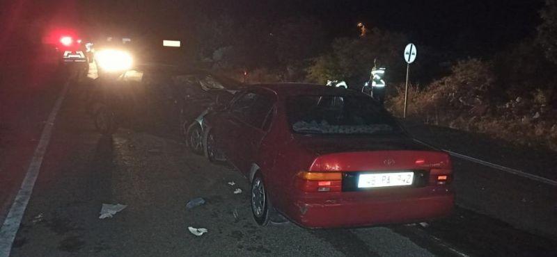 Kahramanmaraş'ta Korkunç Kaza: Yaralılar Var!