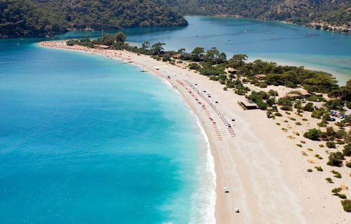 Türkiye'nin Plajları Dünyada Üçüncü Sırada!