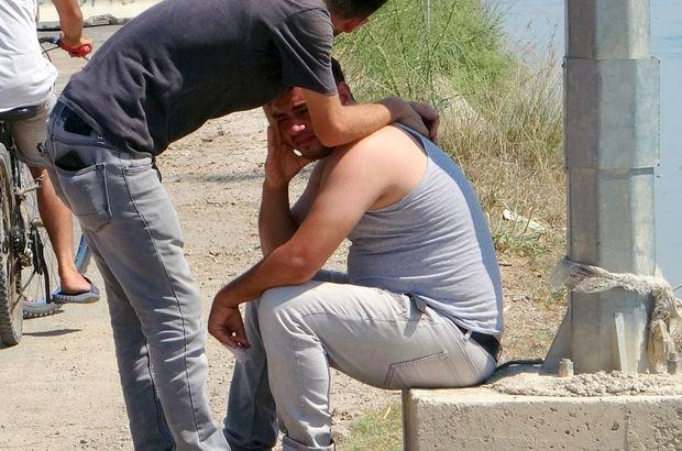 Serinlemek İstedi: Sulama Kanalında Kayboldu