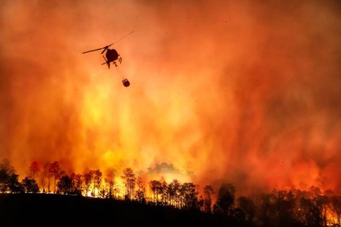 Yangın bölgesindeki vatandaşlara prim borcu açıklaması geldi