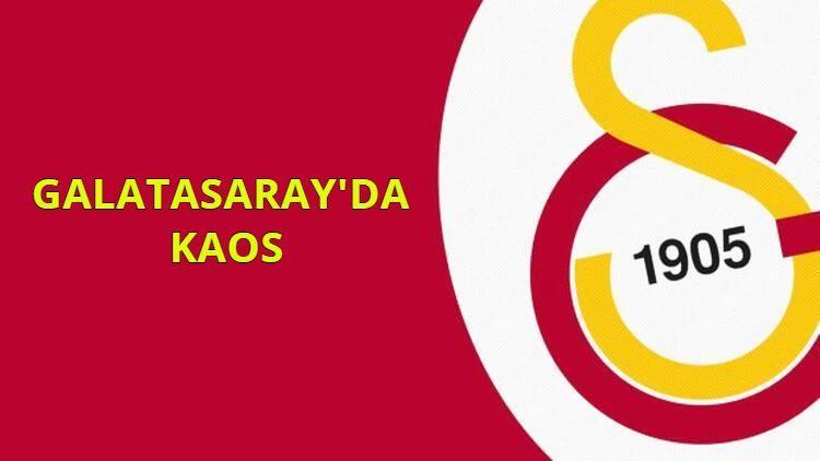 Galatasaray'da sular kaynıyor