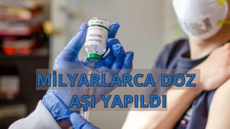 """""""Covid-19 aşılarının öldürücü ya da hasar bırakıcı etkisi yok"""""""