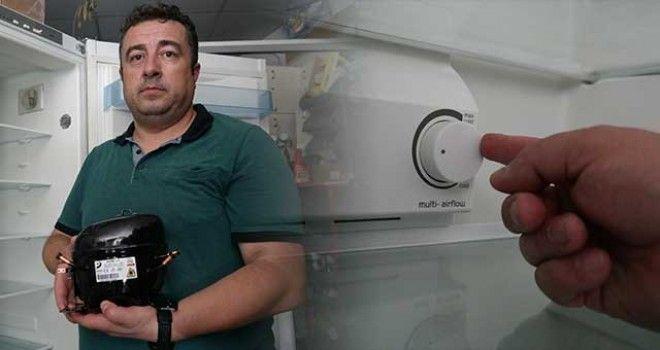Buzdolabı Motorlarının Neden Çabuk Bozulduğu Ortaya Çıktı! Buzdolabı Uzmanı Gerçeği Açıkladı!