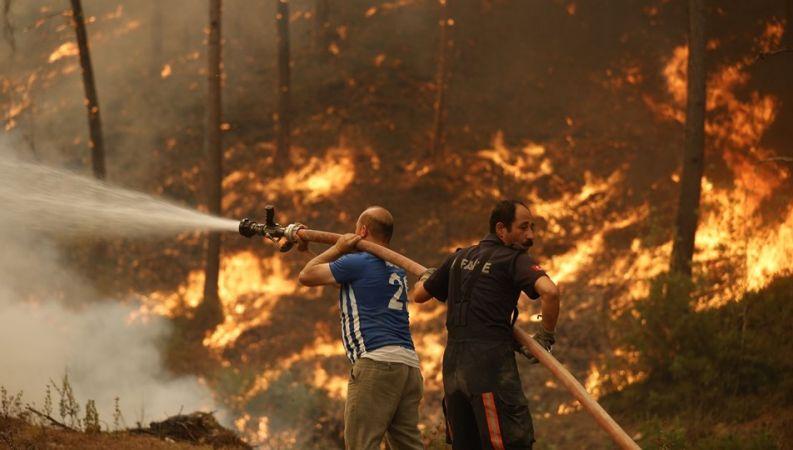 Pes Dedirtecek Olay: Yangın Felaketinden Faydalanmak İsteyen Fırsatçılar Fiyatlara Zam Yaptı: Fiyatlar Yüzde 630 Arttı!