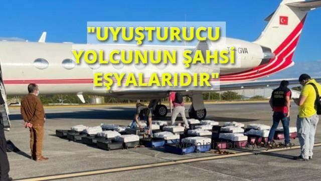 Türk uçağında yüzlerce kilo uyuşturucu ele geçirildi! Uçağın mürattebatı da türk...