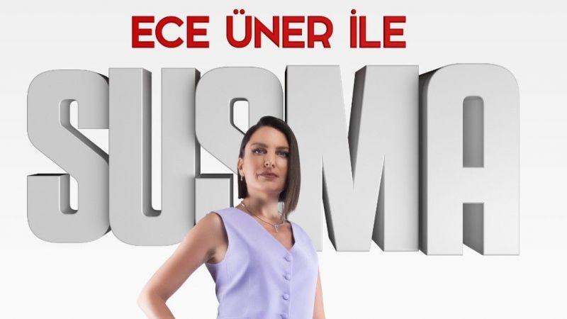 Deneyimli haberci yeni programı 'Ece Üner ile Susma'yı anlattı: 'Söylemden eyleme geçmek istiyorum'