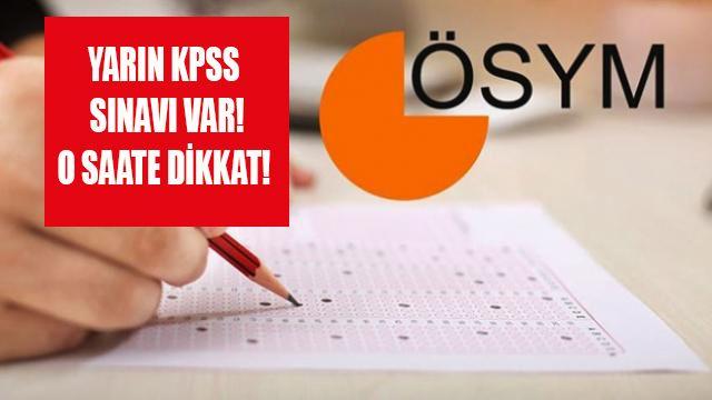 KPSS maratonu devam ediyor! Sınav sonuçları ne zaman açıklanacak?