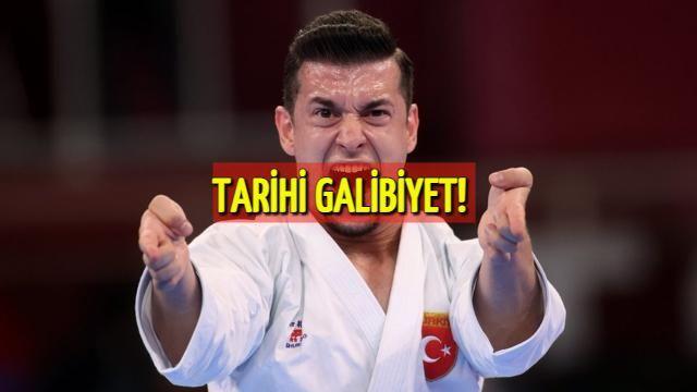 Tarihi madalya! Bir hikaye yine başarıyla sonuçlandı: Türk sporcu ülkesine madalya getirmeyi başardı!