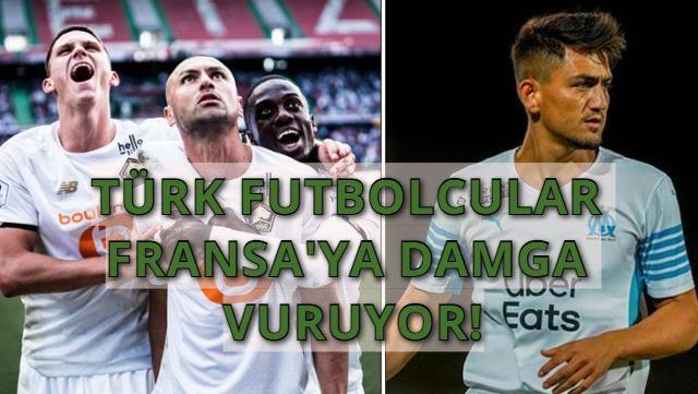 Türk Fırtınası Esmeye Devam Ediyor! Bu Türk Futbolcular Fransızları Coşturuyor...
