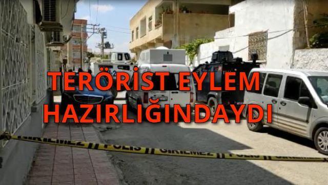 Son Dakika! Suriye Uyruklu Terörist Şehri Kana Bulayacaktı!