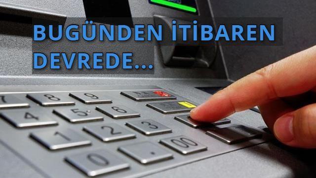 Bankada Hesabı Olanlar Dikkat! EFT Ve Havale Ücretlerinde Büyük Değişiklik!