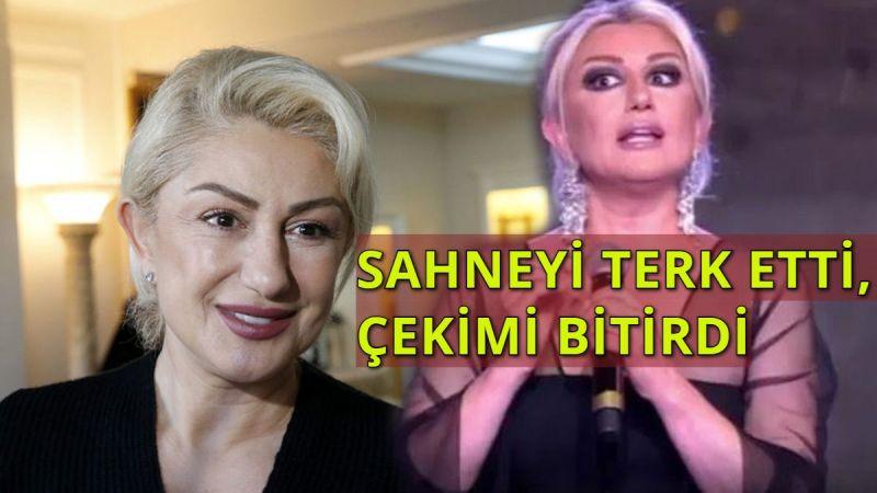 Muazzez Ersoy TRT Canlı Yayınında Çılgına Döndü!