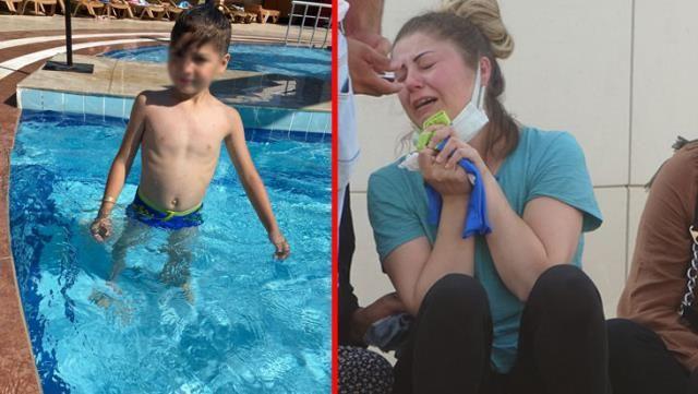 8 Yaşındaki Ali Kemal'in Acı Sonu! Gittikleri otel mezar oldu...