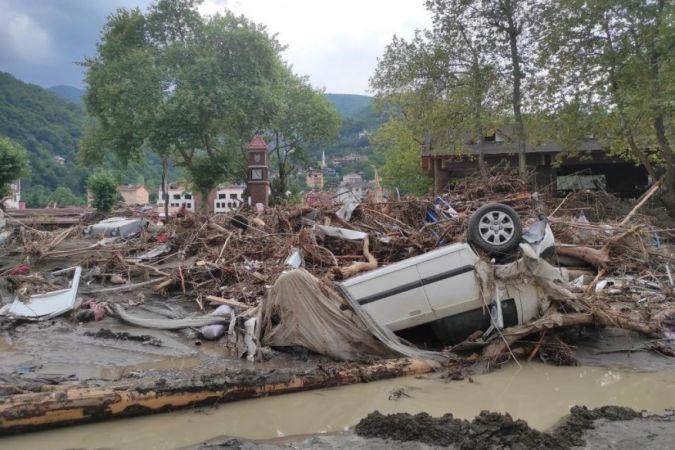 AFAD açıkladı! Kastamonu'da 25, Sinop'ta 2 vatandaşımız hayatını kaybetti