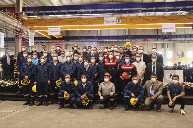 26 yeni fabrika açıldı!