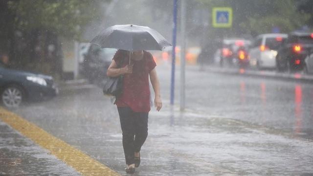 İstanbul ve 17 kente kritik uyarı! Kuvvetli sağanak geliyor