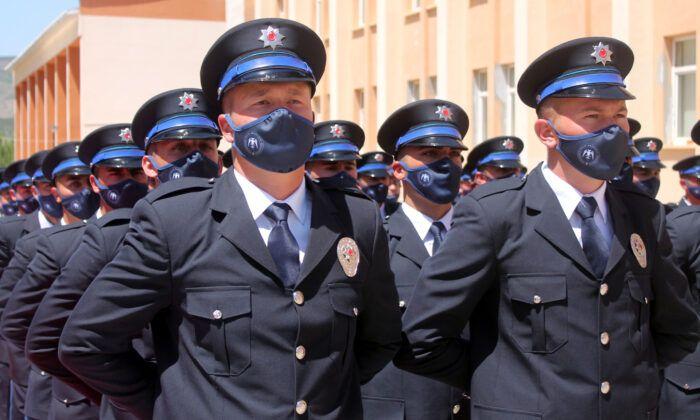 En az lise mezunuysanız, polis olma hayali kuruyorsanız... Bu habere dikkat!