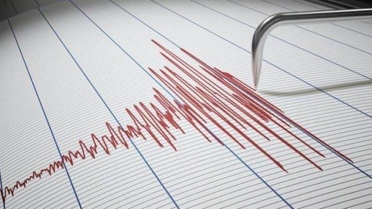 Son dakika! Ege beşik gibi sallanıyor! 4.4 büyüklüğünde deprem!