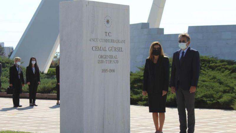 27 Mayıs darbesinin lideriydi... 4. Cumhurbaşkanı'nın anma törenine sadece birkaç kişi katıldı!