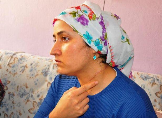 Boşanmak isteyen eşini falçatayla yaralamıştı... Hakimden 'Burası Taliban mahkemesi değil' çıkışı!