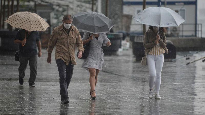 Meteoroloji saat vererek uyardı! İstanbul ve 10 il için sel tehlikesi