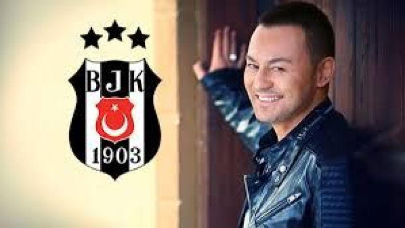 Adana Demirspor'u coşturmak istedi, kutlamayı abarttı! Serdar Ortaç Beşiktaş'a küfür etti!