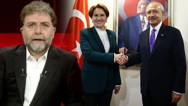 Ahmet Hakan Millet İttifakı'nın cumhurbaşkanı adayını açıkladı!